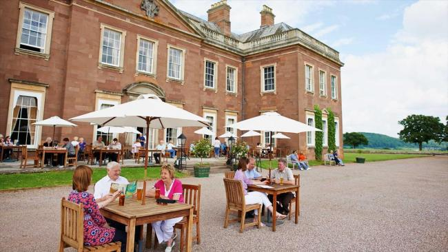 Jobs are being advertised for Holme Lacy House hotel near Hereford. Picture: Warner Leisure Hotels