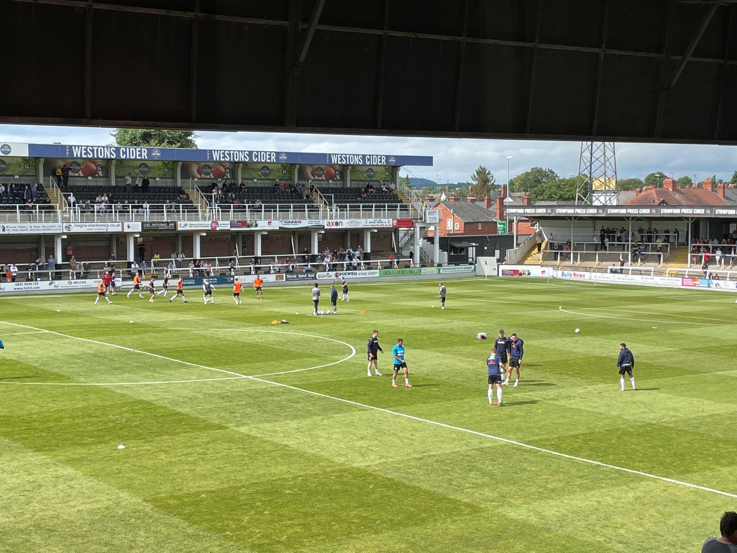Latest updates: Hereford FC vs Farsley Celtic in National League North - Hereford Times
