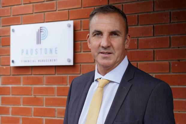 Hereford Times: Managing Director of Padstone Financial Management Mark Young Picture: Rob Davies