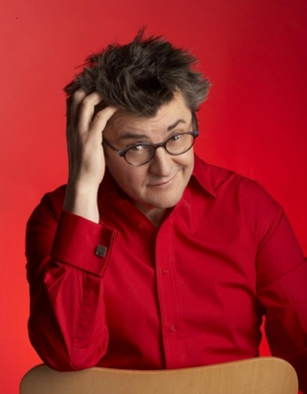 Win tickets to see Joe Pasquale in Dudley