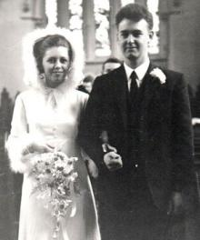 Nigel and Mary Beavan