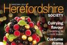 Herefordshire Society Magazine Out Now