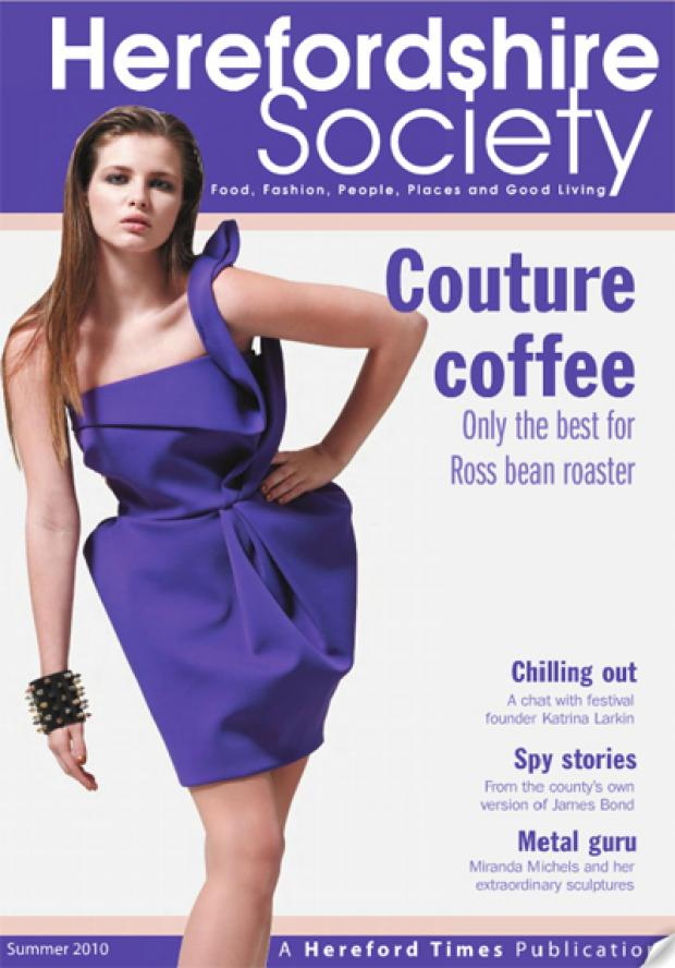 Hereford Society June 2010  Out Now!
