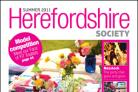 Herefordshire Society June 2011  Out Now!
