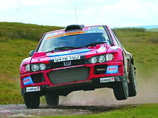 sonriendo irregular mercado  Kington driver Burton and his Cosworth sign off with 10th title win    Hereford Times
