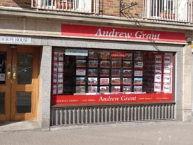 Hereford Times: Andrew Grant Hereford office