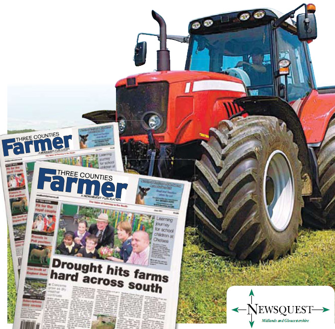 Hereford Times: tractor