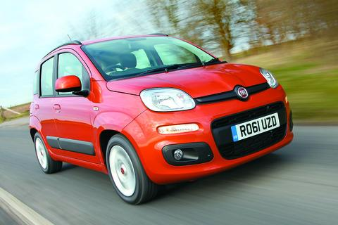 New Fiat Panda 1.3 Multijet diesel 16-valve Pop with start and stop