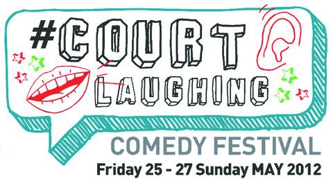 John Challis heads for The Courtyard's first comedy festival, CourtLaughing