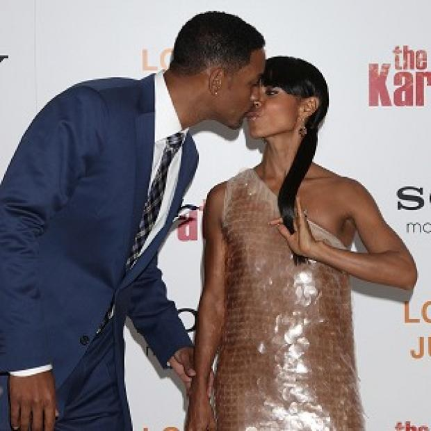 Jada Pinkett-Smith denied her relationship with husband Will Smith is in trouble