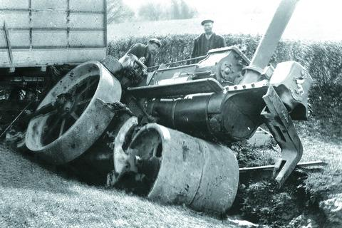 A 1912 tragedy closer to home - the story of the Herefordshire man crushed by steamroller