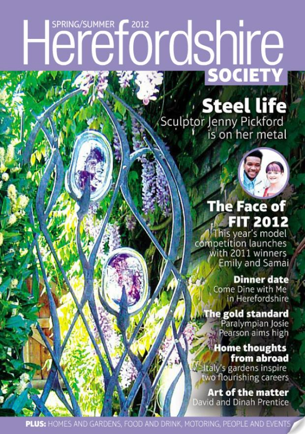 Herefordshire Society Out Now!