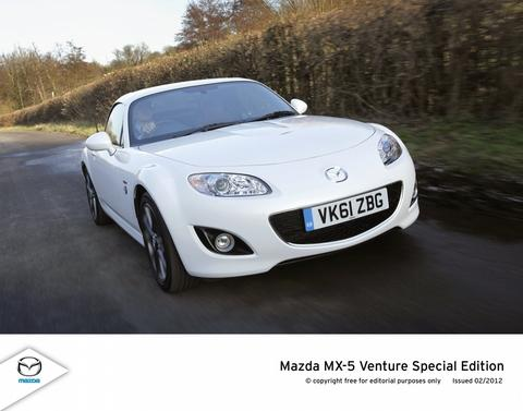 Mazda MX-5 Roadster Coupe 2.0i Sport Tech six-speed