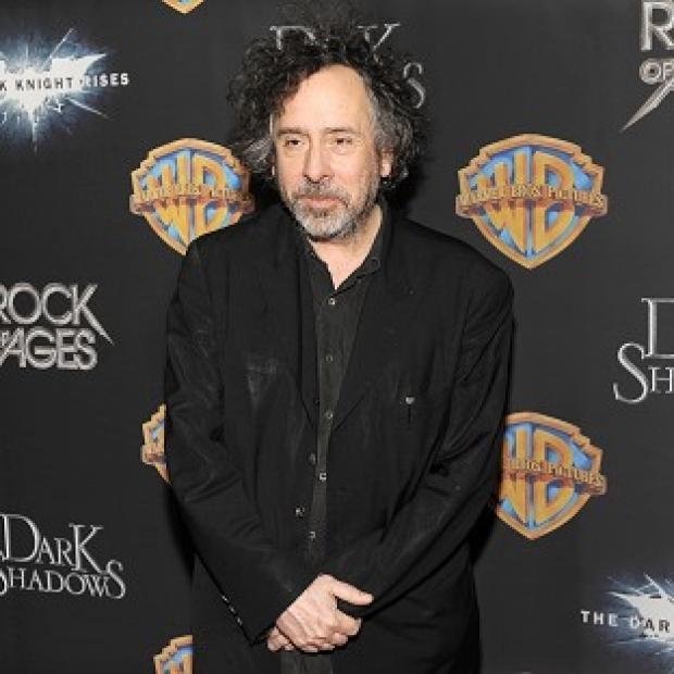 Tim Burton has directed the film Dark Shadows
