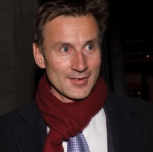 Jeremy Hunt defended his conduct in News Corporation's takeover bid for BSkyB