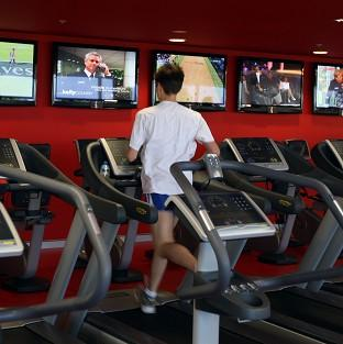 Monthly gym membership has risen by 48 per cent over the last decade, according to research by Halifax