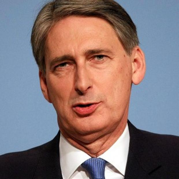 Defence Secretary Philip Hammond hopes exercises will reassure the public about security measures at the London 2102 Olympic Games