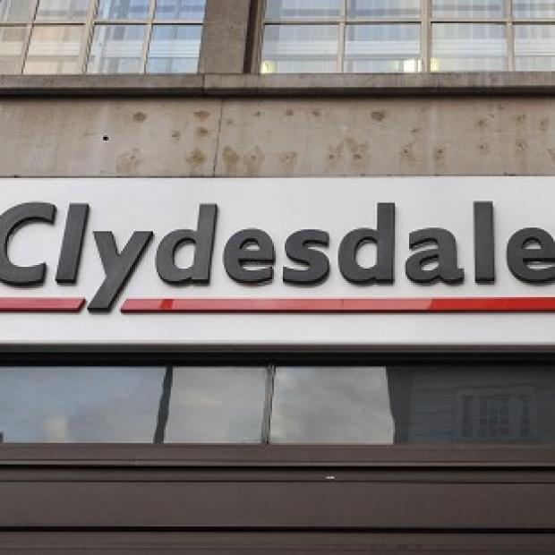 Some 1,400 jobs are to be cut from Yorkshire and Clydesdale banks