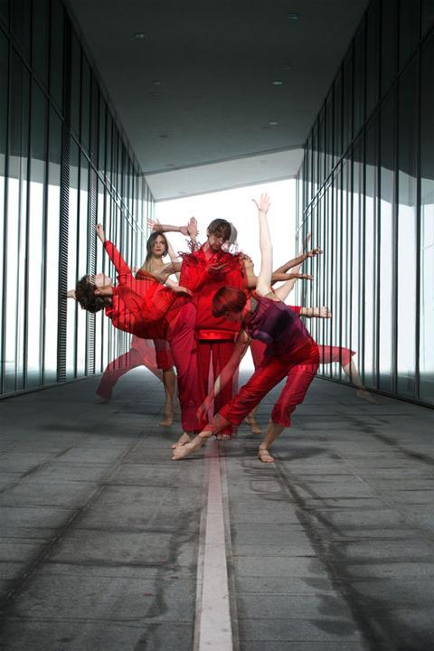 Transitions Dance Co to perform at The Courtyard