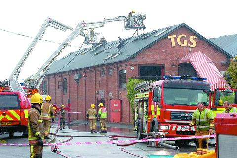 UPDATE: Faulty freezer caused fire at TGS Bowling in Hereford