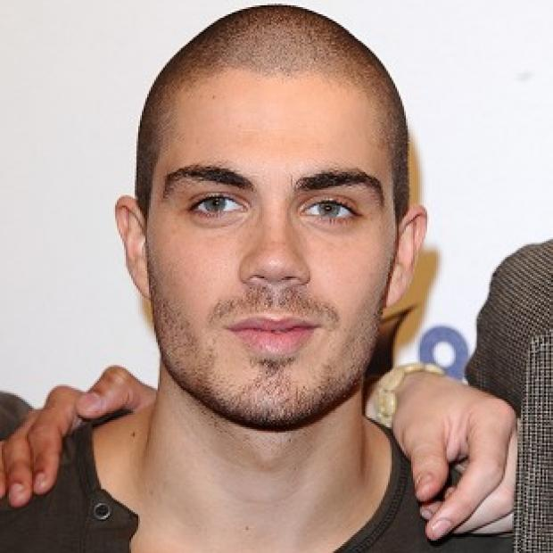 Max George and his bandmates in The Wanted will feature on the Ice Age 4 soundtrack