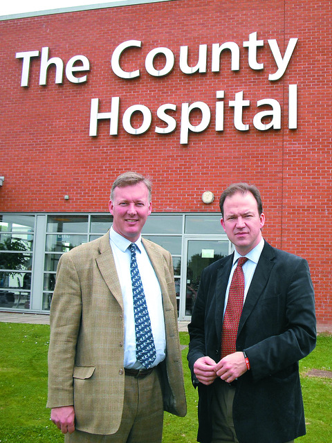 Cash strapped Hereford County Hospital could run out of money