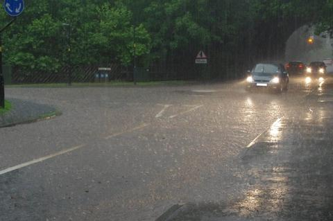 Flooding: Road closures across Herefordshire