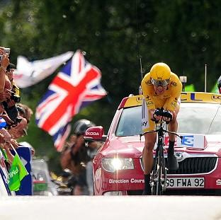 Bradley Wiggins has become the first Briton to win the Tour de France