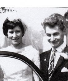 Jim and Linda Hoyes