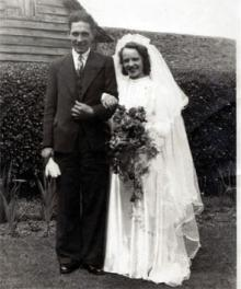 John and Elsie Lloyd