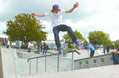 Hereford skatepark set to expand