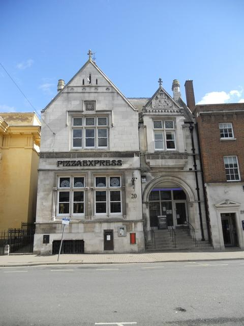 Buy A Slice Of Listed Building In Broad Street Hereford Times