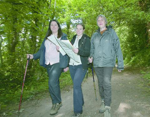 Hay-on-Wye walking festival doubles in size