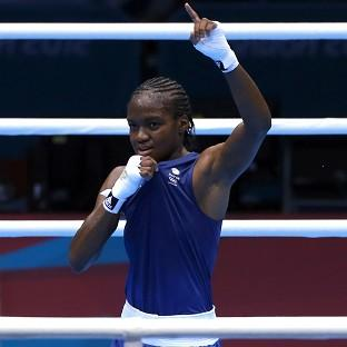 Nicola Adams is set to fight for the gold medal in the women's boxing final