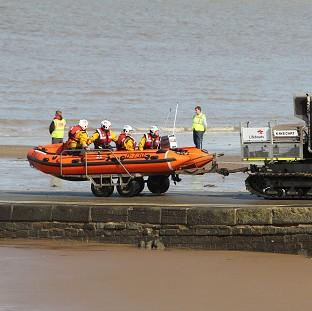 A major search and rescue operation was launched after Dylan Cecil slipped into the water at Burnham-on-Sea