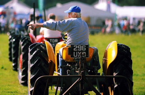 Three Counties Showground to host monster tractor show