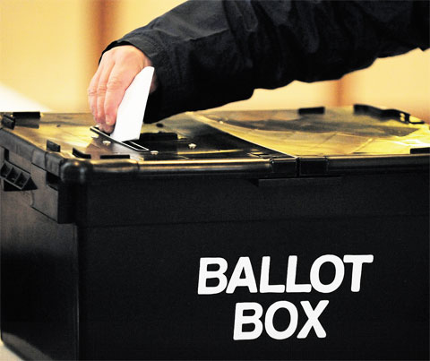 Live: Police and Crime Commissioner election results