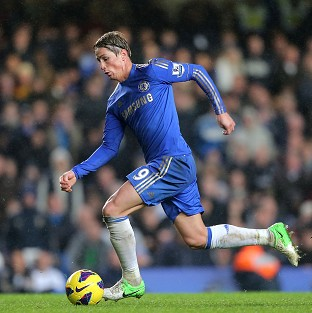 Fernando Torres has scored just 19 goals in 88 appearances for Chelsea