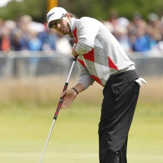 Adam Scott is one of a number of players who use a long putter