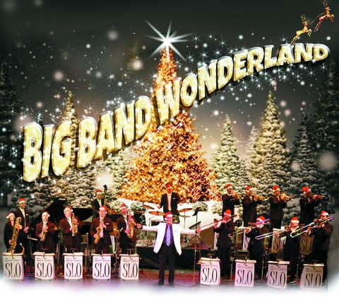 Chris Dean's Syd Lawrence Orchestra gets Christmas off to a swinging start in Malvern