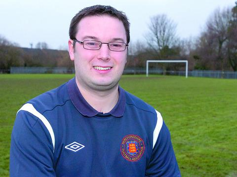 Roger Goodwin has been appointed Herefordshire Football Association's new football strategy manager.