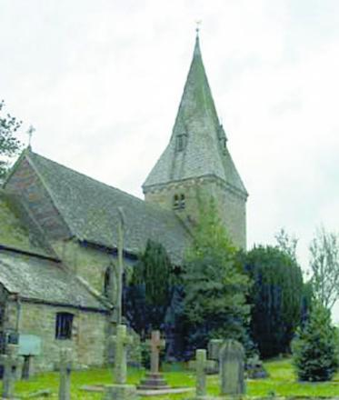 St Peter's Church in Pipe-cum-Lyde is one of the churches receiving Heritage Lottery Fund money for essential repairs