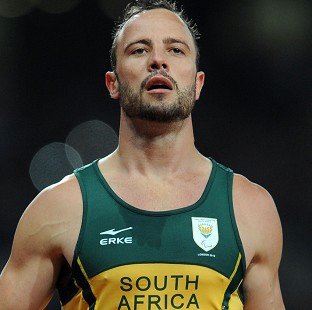 Oscar Pistorius will appear in a Pretoria court this afternoon
