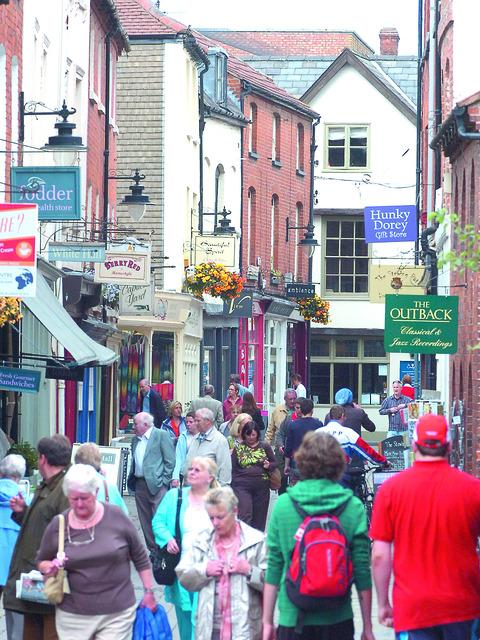 Hereford has been named as one of the best places to live in Britain.