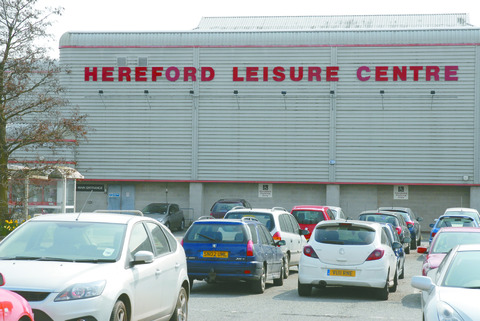 Millions to be spent on Herefordshire leisure centres