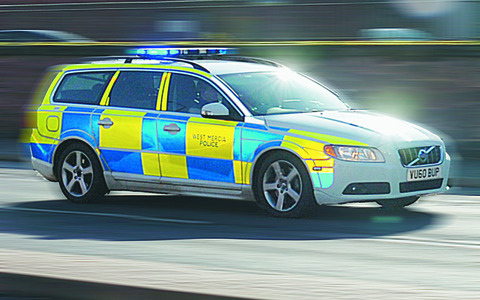 Police were called to a number of crashes in Herefordshire over the weekend.