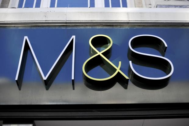 Hereford Times: Marks and Spencer profits slump