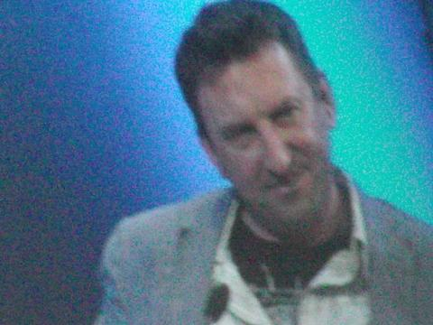 Hereford Times: Lee Mack will be appearing at Hay Festival.