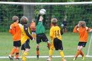 Action from the recent Orleton Juniors FC tournament