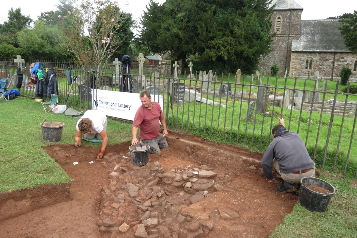 Mystery remains over findings at Herefordshire village